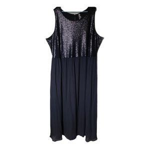 Penningtons |Sleeveless Sequined Maxi Dress